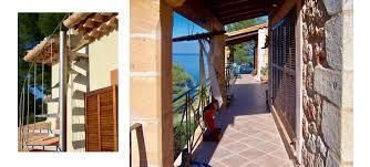 Traumhaus Kaufen Chalet Im Nordwesten Von Mallorca Berge Meerblick Und Strand