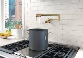 Industrial Looking Kitchen Faucets Kitchen Water Essentials Qualified Remodeler