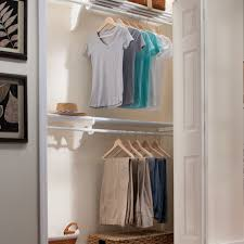 closet expandable closet organizer for bedroom storage system