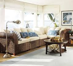 Seagrass Sectional Sofa Brighton Seagrass Sectional Sofa Furniture Design Designs