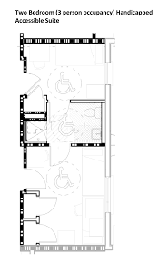 bathroom floorplans patton hall