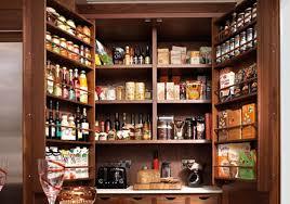kitchen pantry storage cabinet around refrigerators kitchen
