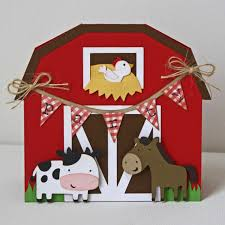 farm birthday invitations barn invitations cow