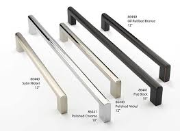 polished black nickel cabinet pulls emtek trail 18 polished nickel google search cabinet hardware