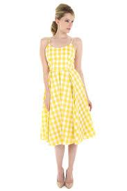 pretty dress the pretty dress company priscilla gingham midi dress