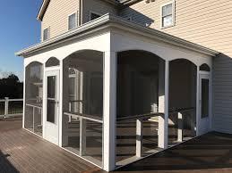 screened rooms american exteriors u0026 masonry