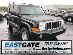 2010 jeep sport pre owned 2010 jeep commander sport 4d sport utility in