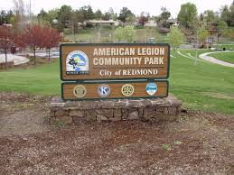 Map Of Redmond Oregon by Map Of City Parks Redmond Or