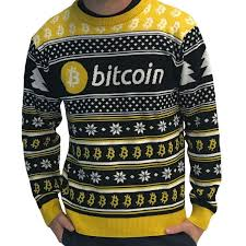 christmas sweaters cryptocurrency themed christmas sweaters