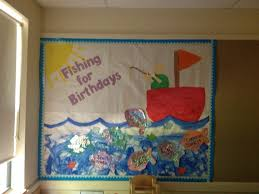 birthday bulletin board for toddlers or preschoolers toddlers
