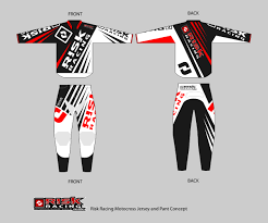 custom motocross jersey bold masculine t shirt design for james burry by dinasty