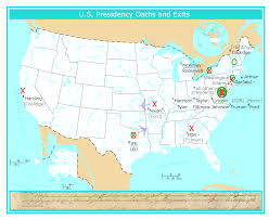 Map O File Us Presidents Map Of Oaths And Exits Png Wikimedia Commons