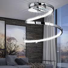 Esszimmer Lampe H Enverstellbar Dimmbar Deckenlampen Und Kronleuchter Aus Glas Ebay
