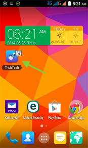 file for android how to create file shortcuts on homescreen in android