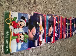 using disney gift cards on your walt disney world vacation