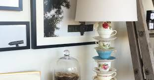 Home Lighting Design Tutorial Teacup Lamp Tutorial Hometalk