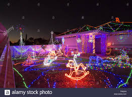 Cheap Christmas Decorations Adelaide by Adelaide Australia 22nd December 2015 A House Covered In