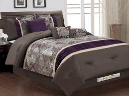 bedroom lovely color of purple comforter sets for bedroom