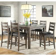 7 piece counter height dining room sets 9 piece counter height dining room sets furniture of 9 piece counter