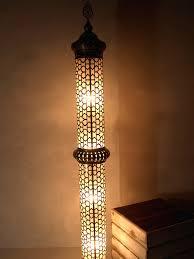 shade crystal chandelier floor lamps floor lamps chandelier style black drum shade