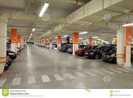 basement car park stock photos image 30917053