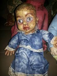 Scary Baby Doll Halloween Costume 58 Creepy Dolls Images Scary Dolls Halloween