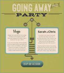 going away to college invitations design a going away party invitation domaindir info