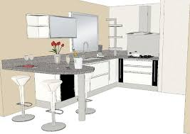 plans de cuisine plan de cuisine amenagee 267245 8 plans en disposition parallele