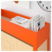 ikea ps 2014 bureau ikea desk orange ps orangebirch veneer 0471937 pe613767