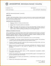 resume sle of accounting clerk job responsibilities duties jobs for resume bartender 529765 restaurant waitress