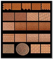Brick Patio Pavers by Trendy Patio Brick Designs 39 Patio Brick Patterns Brick Stone