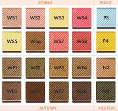 etude house 2017 personal color palette pro warm tone eyes 1g x