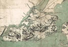 Staten Island Map Landings On Staten Island