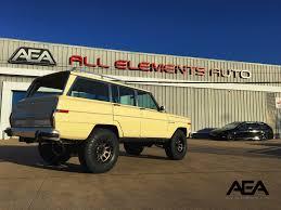wagoneer jeep lifted wheels u0026 tires all elements auto