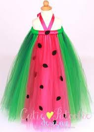 Green Tutu Halloween Costume Tutu Dress Strawberry Birthday Halloween Costume Red