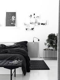 Black And White Bedroom Design Black And White Bedroom Interesting Black And White Interior