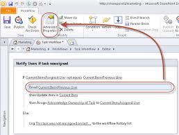 sharepoint designer add a sharepoint designer workflow email bcc recipient