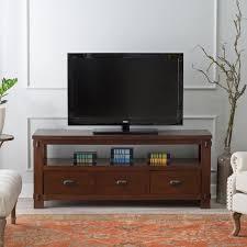 belham living carter mid century modern tv stand hayneedle