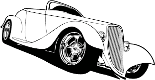 vintage cars drawings muscle car drawings for sale clipart clipart image 42030