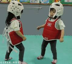 imagenes gif karate kids karate gif find share on giphy