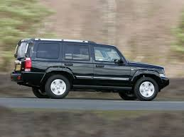 2007 jeep commander uk version pictures review