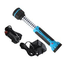 rechargeable magnetic work light blue spot cordless rechargeable 36 led inspection l magnetic
