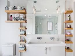 Decorate Bathroom Shelves Easy And Smart Bathroom Shelf Ideas Home Design Ideas