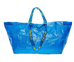 ikea gif the blue ikea bag by balenciaga vogue paris