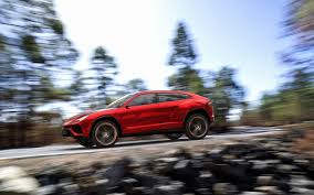 lamborghini urus lamborghini urus suv will make 650 hp from twin turbo v 8