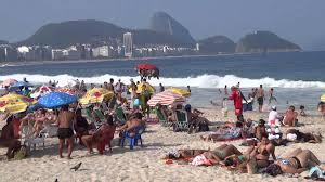vacation tour of ipanema copacabana and arpoador beaches in