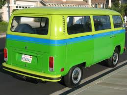 volkswagen van hippie for sale wild westerner 1973 vw bus