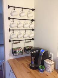 Crazy Cool Mugs How To Organize Your Coffee Cups Kitchen Coffee Mug Organization