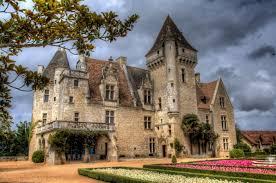 ancient france chateau des milandes dordogne castles cities old