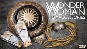 Wonder Woman Accessories Diy Wonder Woman Costume Accessories Wholesale Halloween